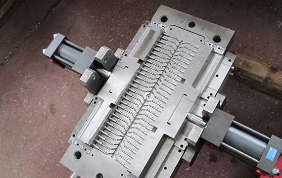 Пресс форма для металла
